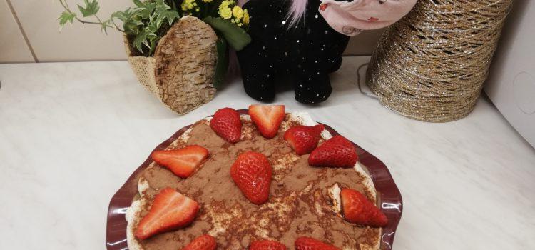 Erdbeer- Tiramisu